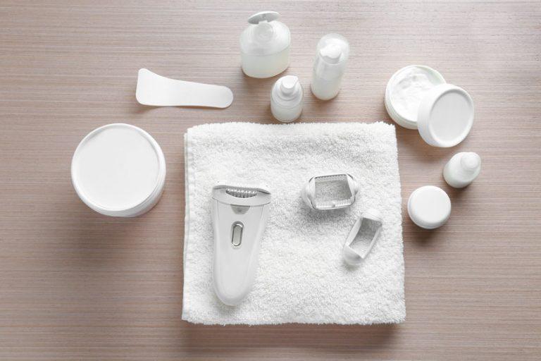 Set depilatori e accessori