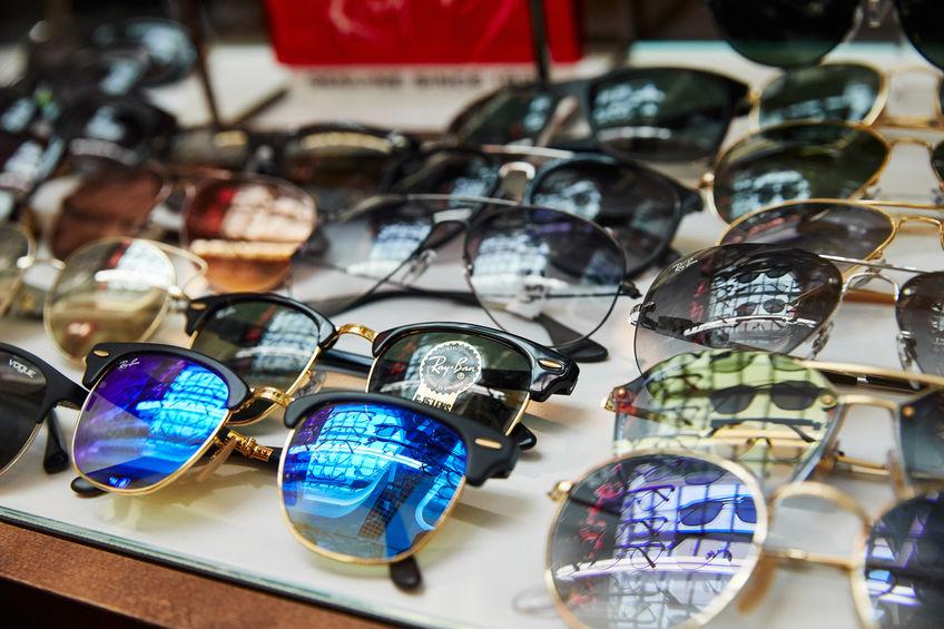 gafas de diferentes estilos