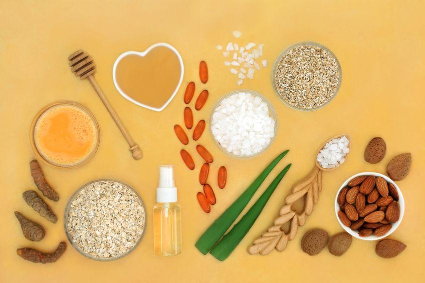 productos para la exfoliación de la piel