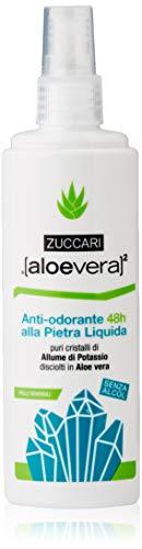 [aloevera]2 Antiodorante Pietra Liquida, 100 ml