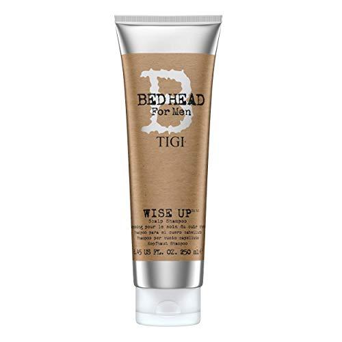 TIGI Bed Head Wise Up Scalp Shampoo Detergente, per la Cute