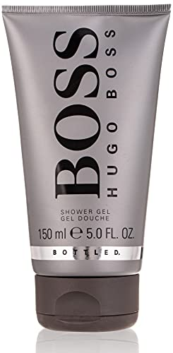 Gel Doccia Boss Bottled di Uomini, 1er Pack (1 x 150 ml)