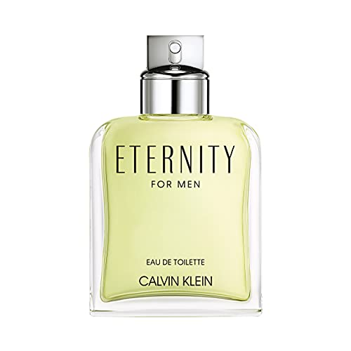 Calvin Klein, Eternity for Men Eau de Toilette, Uomo, 200 ml