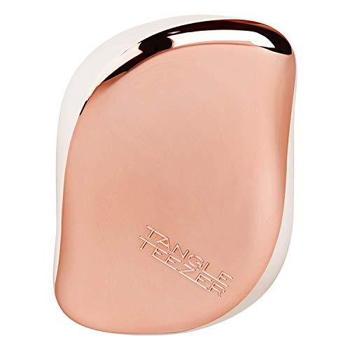 Tangle Teezer - Spazzola Districante Compatta Styler, Colore: Oro Rosa