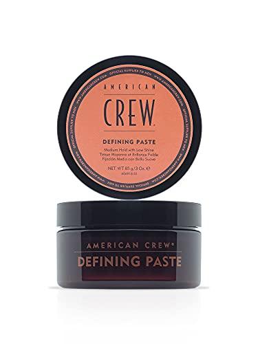 American Crew Defining Paste Cera Capelli Finitura Naturale - 85 ml