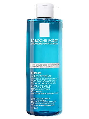 La Roche Posay Kerium Dolcezza estrema Shampoo gel fisiologico - 400 ml