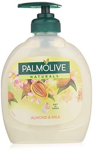 Palmolive - Naturals, Carezza Delicata, Detergente Liquido con Latte di Mandorla - 300 ml