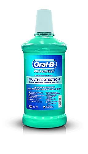 Oral-B Pro Expert Collutorio Multi Protezione, 500ml