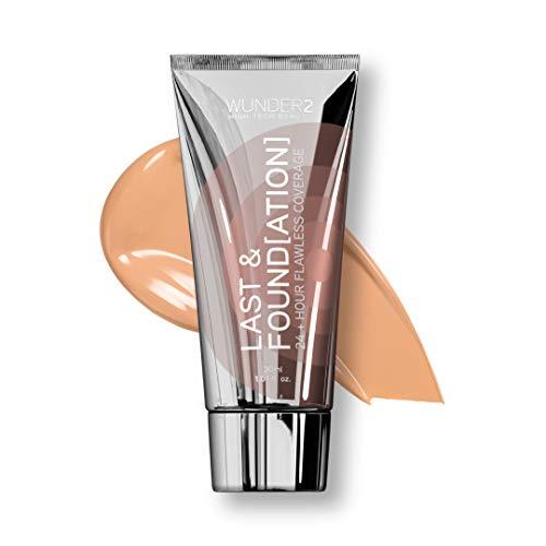 Wunder2 Last & Foundation Fondotinta Liquido Waterproof (Tono Nude) - 30 ml.