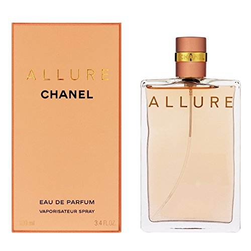 Allure donna di Chanel - Eau de Parfum Edp - Spray 100 ml.