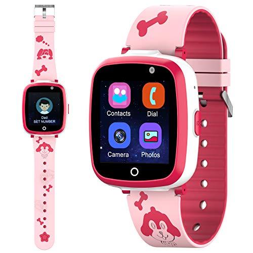 Smartwatch Bambini, Etpark Smartwatch per Bambini con giochi, lettore musicale Fotocamera SOS Call Orologio Touch screen regalo di compleanno per Bambini 3-12 Anni Ragazzi Ragazze