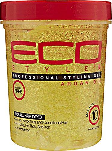 Eco Styler gel per capelli a base di olio di argan - 946 ml