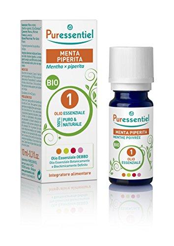 Puressentiel Olio Essenziale Menta Piperita Bio - 45 gr