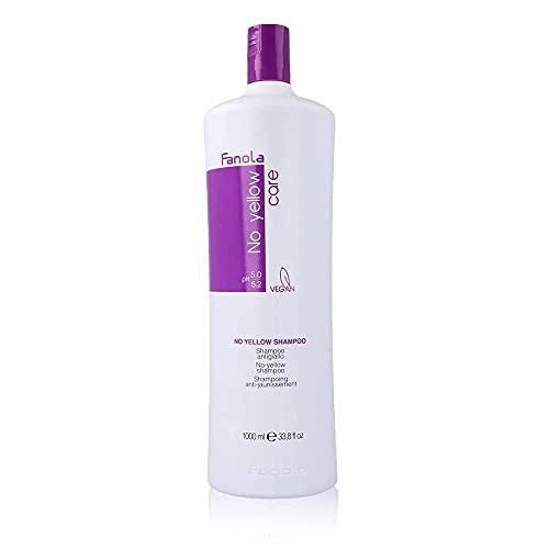 FANOLA Shampoo Antigiall, Viola, 1000 ml