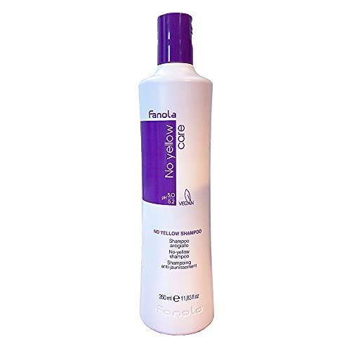 Fanola, No Yellow, shampoo antigiallo, 350ml