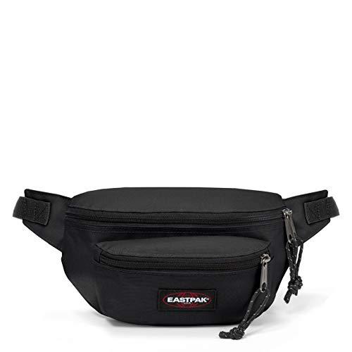 Eastpak Doggy Bag Marsupio Portasoldi, 27 Cm, 3 L, Nero (Black)