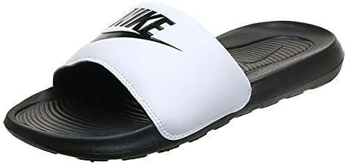 Nike Victori One, Scarpe da Squash Uomo, Black/Black-White, 42.5 EU