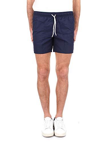 Lacoste MH6270 Pantaloncini, Marine/Noir, L Uomo