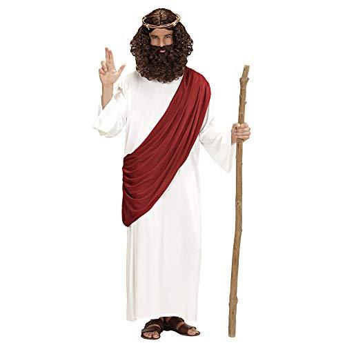 WIDMANN CS924421/L Costume da Messia Adulto, Large