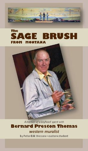 The Sage Brush from Montana (English Edition)