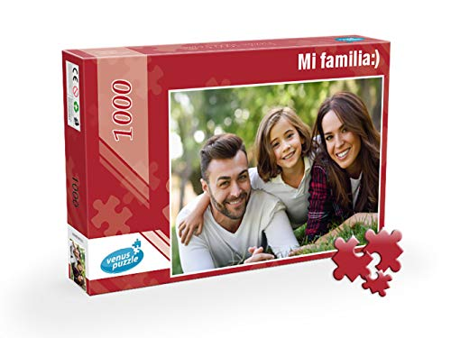 Puzzle Personalizzato con Foto, Foto Puzzle Personalizzati 300, 500, 1000 Pezzi (Puzzle 1000 Pezzi)