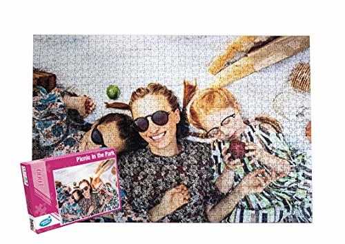 Puzzle con foto, da 500, 1000, 2000 pezzi [personalizzabile]