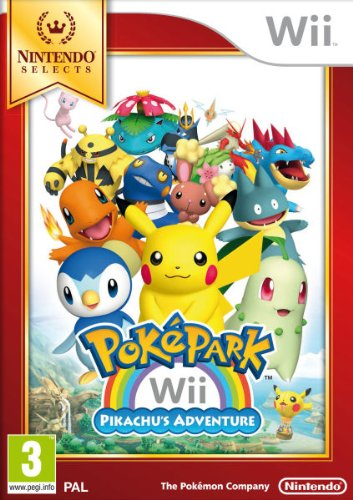 Pokerark: Pikachu's Adventure Wii - Nintendo Wii