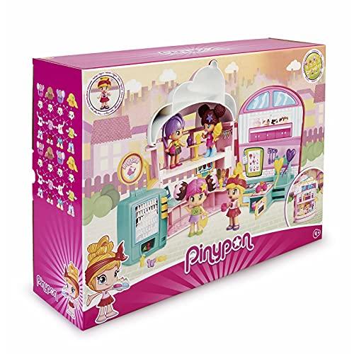 Pinypon Bakery Bambole, Multicolore, 700015880