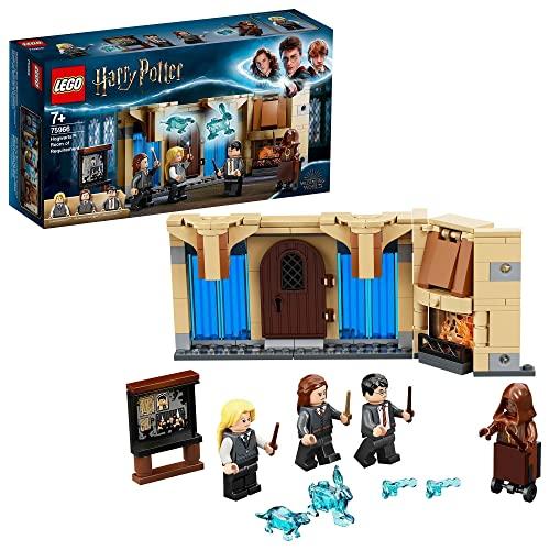 LEGO Harry Potter Stanza delle Necessità di Hogwarts, Playset da Costruzione, 75966