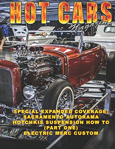 HOT CARS magazine: No. 45