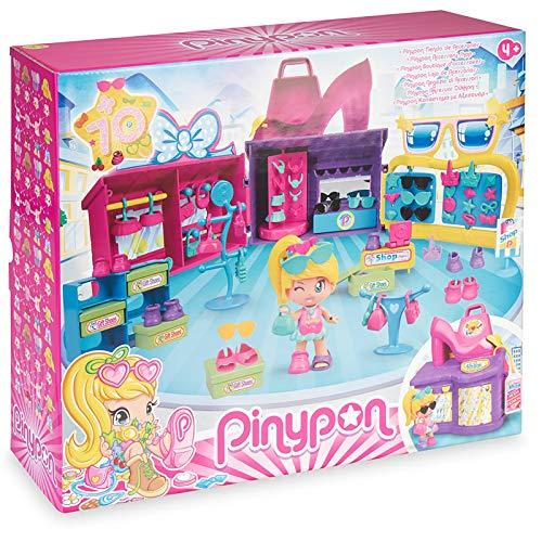 Pinypon- Negozio di Accessori per Bambine/i da 4 a 8 Anni, Multicolore, 700016208